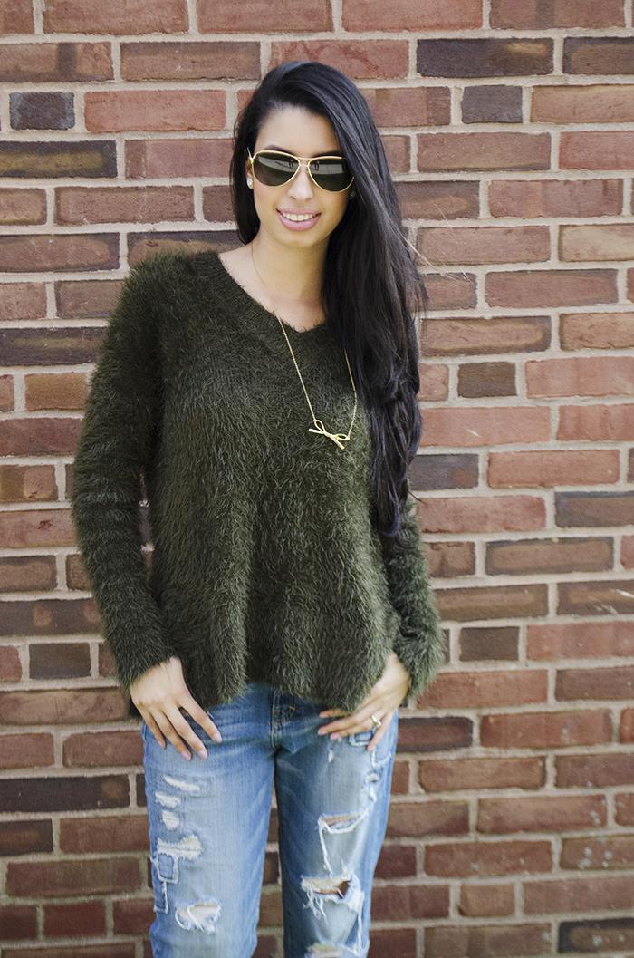 h&mcozysweater