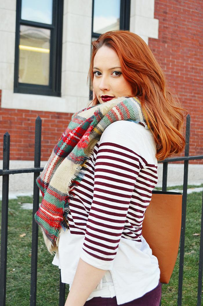 blanketscarfstripesandsolid
